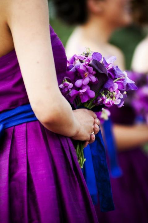 Barvy naší svatby