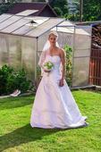 Svatební šaty se zdobením , 36