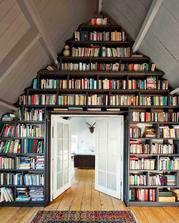 Knižnice až po strop