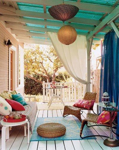 O verande (a spol) - priateľská