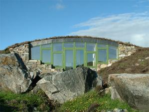 Hebridean Earth House, Askernish