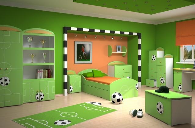 Children's kingdom - pre futbalistov:)