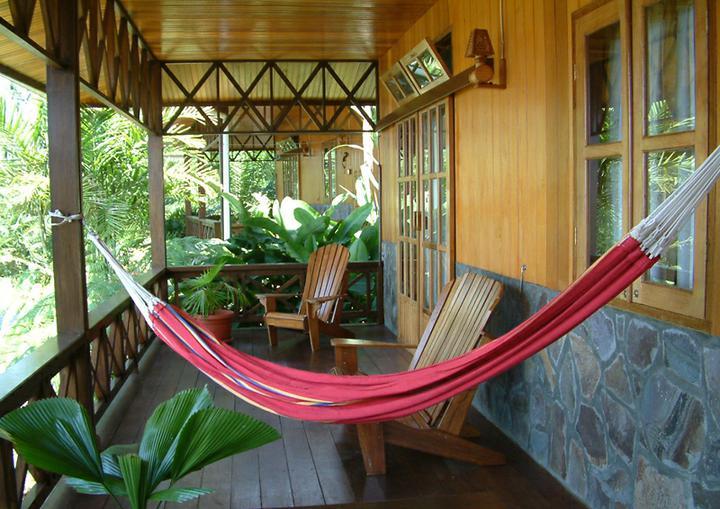 O verande (a spol) - iba za takého