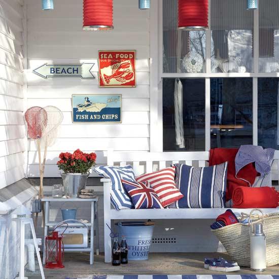 O verande (a spol) - ano, britská
