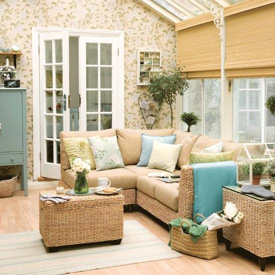 O verande (a spol) - hnedá a tyrkysová