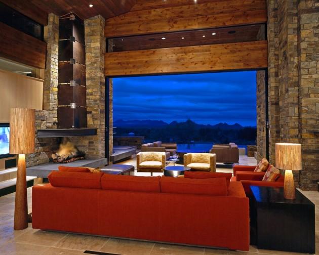O verande (a spol) - Veranda ako pokračovanie obývačky