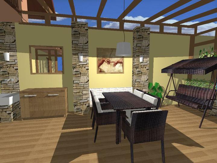 O verande (a spol) - kamenný variant vyhral...