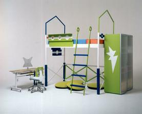 """""""Žabací minimalizmus"""" (pripomína mi lekná, rebríky pre rosničky a aj ich vypúlené oči)..."""