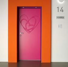 autorské dvere... žeby viedli do spalne?
