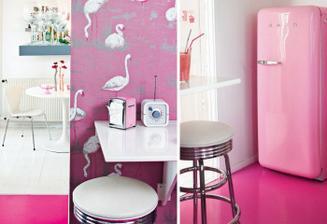 a ružová podlaha :)