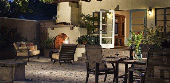O verande (a spol) - ... veranda namiesto obývačky...