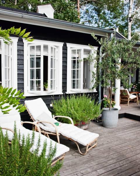 O verande (a spol) - Švédska vidiecka?