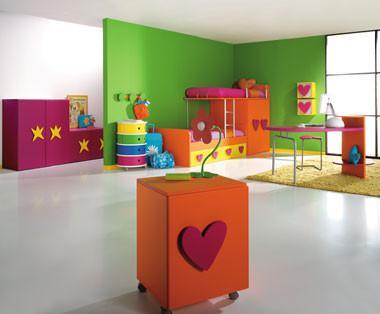 Detské izby  inšpirácie - OD  DIZAJNÉROV: Agatha Ruiz de la Prada