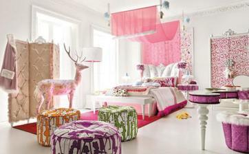 Tak túto izbu by som u mojich dcér nepredýchala... :-D :-D :-D  Altamoda