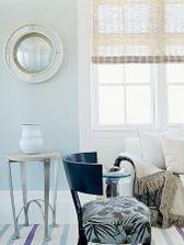 ...biele, hnedé a sklenené kruhy