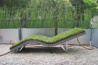 ... inverzné záhradné lehátko