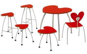 Stoličky pre velkych