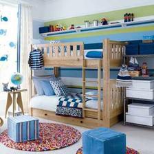 alebo chlapčenskej izbe