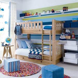Tyrkysová - alebo chlapčenskej izbe