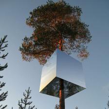 Najprv musí predstava o dome na strome vzniknúť v hlave - Tree hotel by Tham Videgard Hansson arkitekter