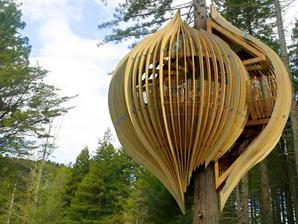 Stromová reštaurácia na Novom Zélande