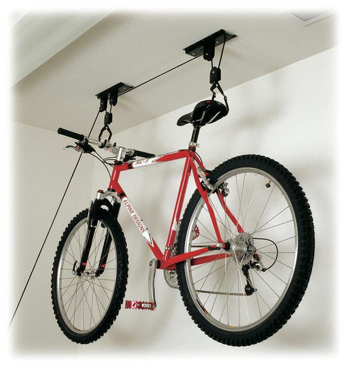 Kam s bicyklom - kam s bicyklom? no pod strop predsa