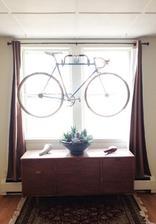 bicykel ako vitráž :-)