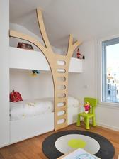 Zvislé rebríky...