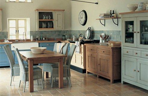 Kuchyna - kombinacie farieb - Obrázok č. 1