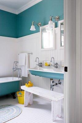 Vidiecke kúpeľne - Obrázok č. 27