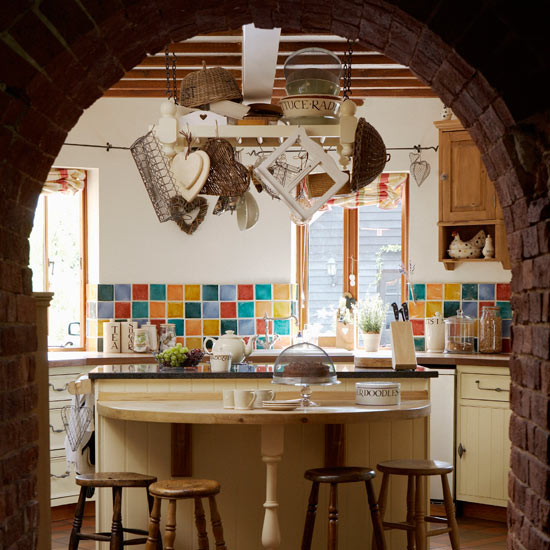 Drevo a biela v kuchyni - Obrázok č. 47