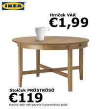 novinky v Ikea