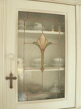 Vitráž sa využije  pri opravách starších skriniek