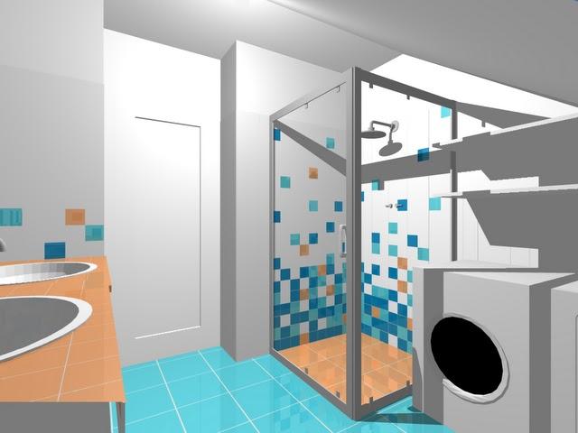 Kúpeľne - Vitra: Dune (detská kúpeľňa)