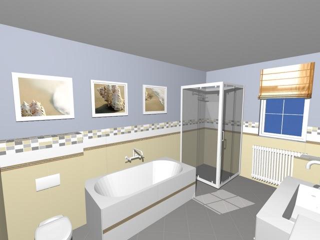 Kúpeľne - Kerko: Linea quattro (vidiecka kúpeľňa)