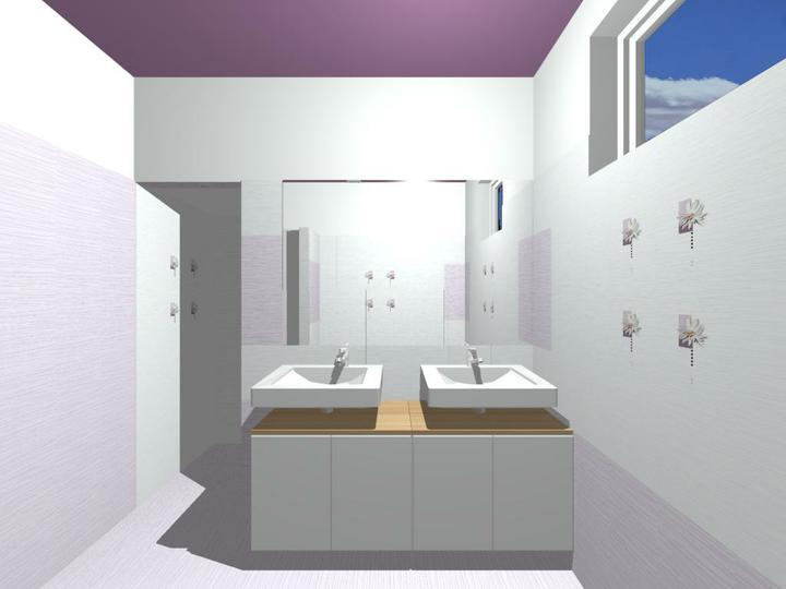 Kúpeľne - Novoker: Satin