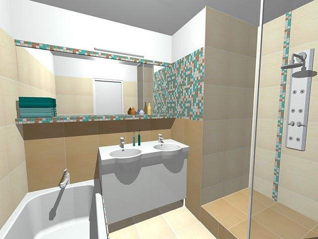Kúpeľne - Rako: Denim (2)