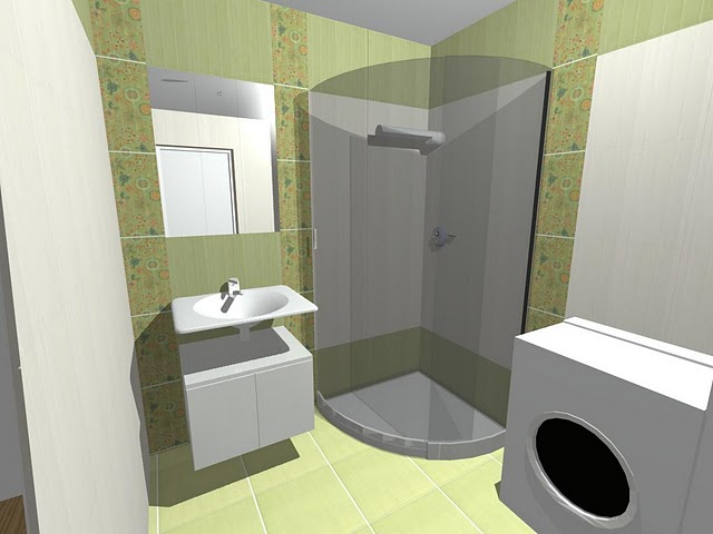 Kúpeľne - Marazzi: Folk (2)