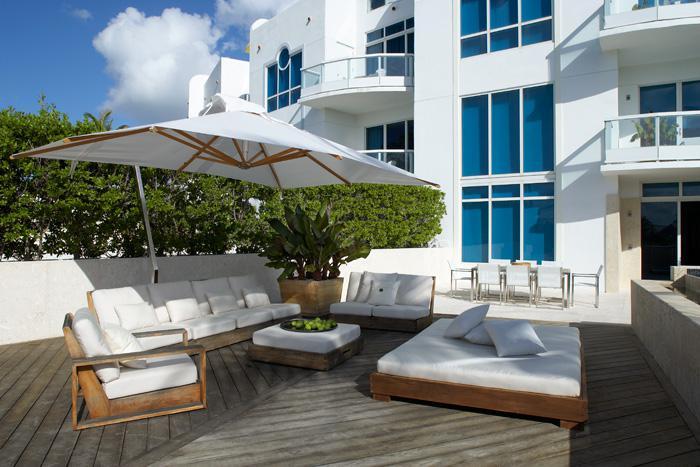 O verande (a spol) - veľkomestská