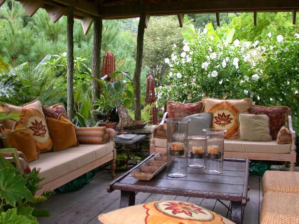 O verande (a spol) - Tropická