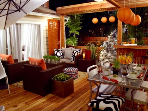 O verande (a spol) - v celkom teplých farbách
