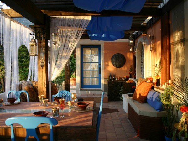 O verande (a spol) - so stredomorským nádychom