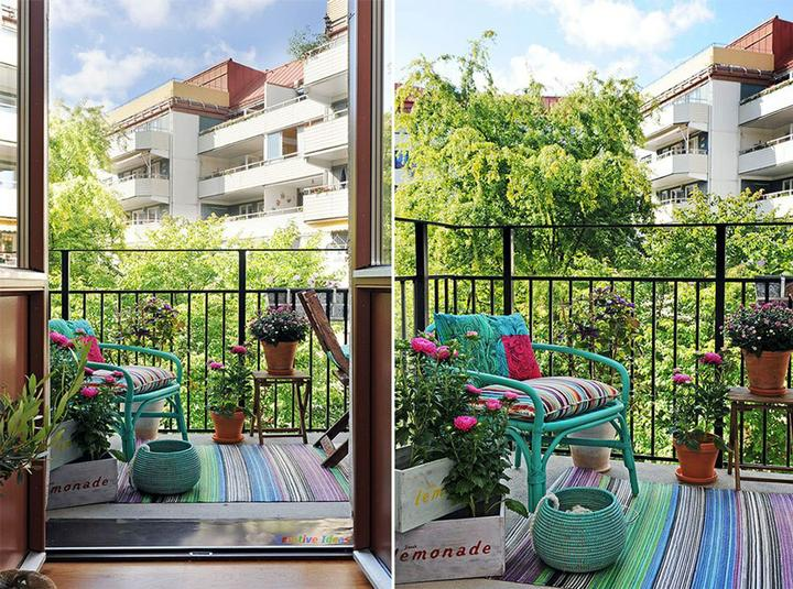 Malé balkóny a loggie - Obrázok č. 10