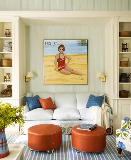 S vonou mora ... ☼  ☼  ☼ - Obývačky ... obrazy