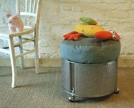 recylkovany bubon z práčky :-)