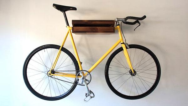 Kam s bicyklom - Toto je moj favorit do slušného bytového priestoru