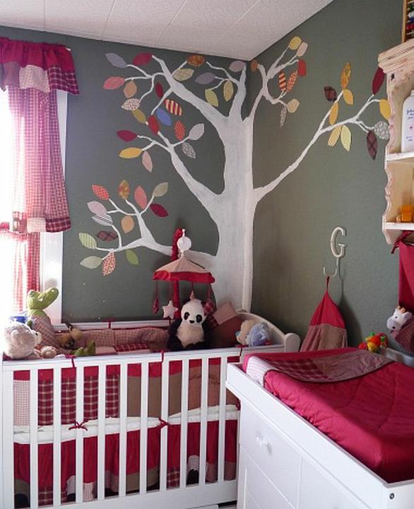Jeblinkyne inšpirácie - biely strom ma tiez svoje caro experimentu :-)