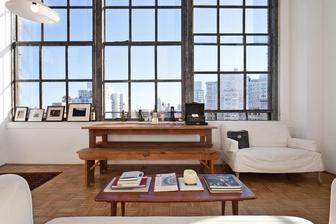 Iný loft v NY