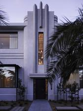 Další art deco domček, tentokrat viem identitu- Middle park House, Australia