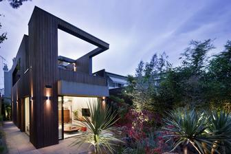Fitzroy house, Techne Architects